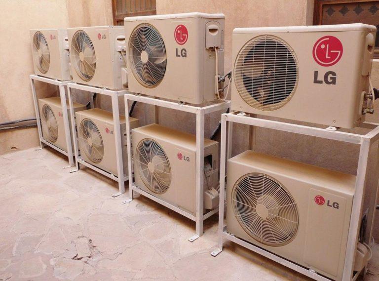 Rozwiązania klimatyzacyjne z górnej półki